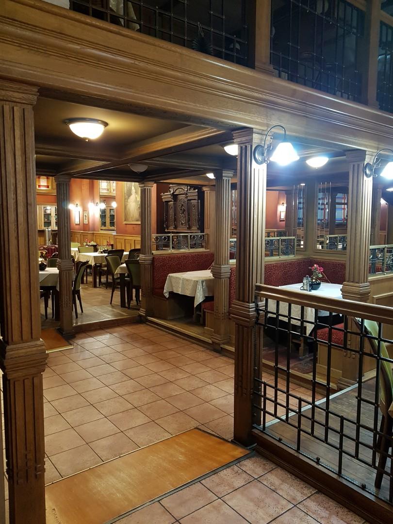 Restauracja c.d